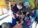 Ćwiczymy udzielanie pierwszej pomocy pod okiem ratownika medycznego 10.03.2014
